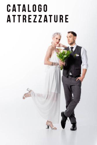 Catalogo attrezzature noleggio per matrimoni eventi